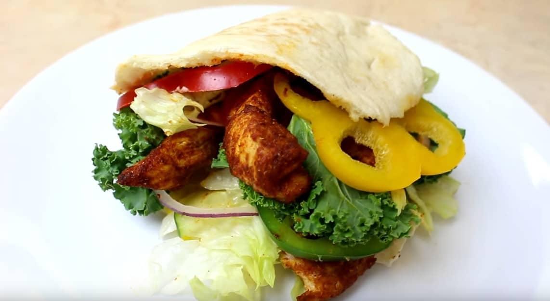 Przepis na najlepszy domowy kebab