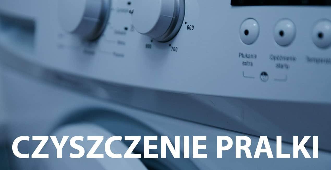 Jak wyczyścić bęben pralki