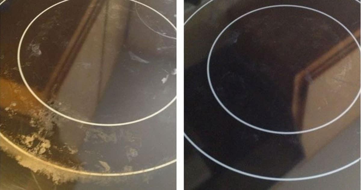 Brudna i przypalona płyta indukcyjna? Zobacz jak bez problemu ją wyczyścić