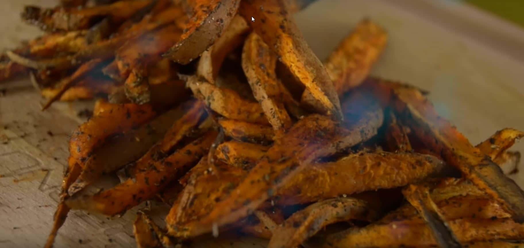 Zobacz jak zrobić frytki w wersji dietetycznej