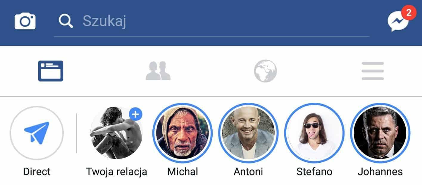 Jak wyłączyć relacje w aplikacji Facebook – Facebook Stories