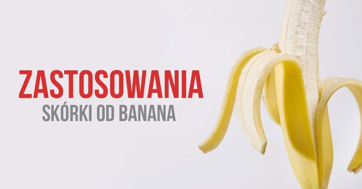 Nietypowe zastosowania skórki od banana, które warto poznać