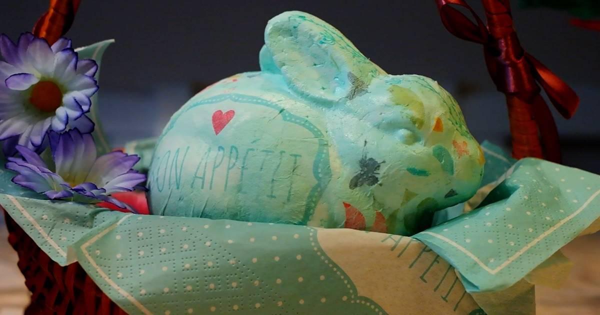 Wielkanocne inspiracje last minute – sztuka decoupage