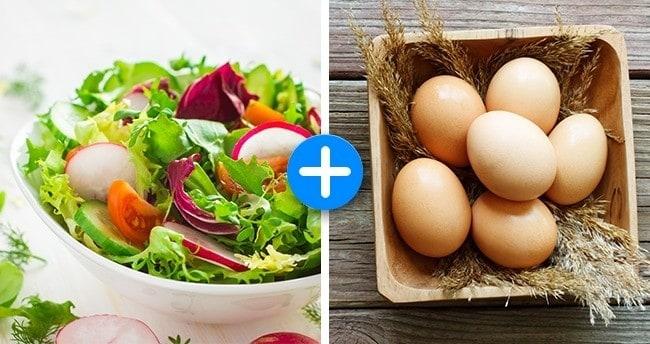 DomPelenPomyslow.pl 8 kombinacji produktów, które pomogą Ci zrzucić zbędne kilogramy
