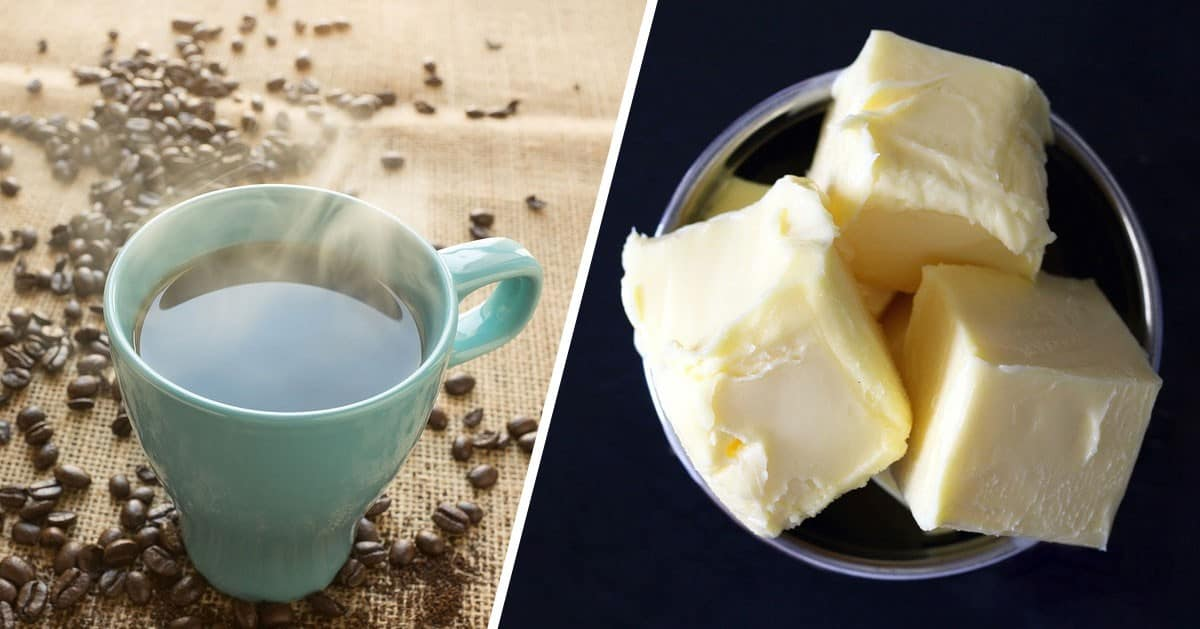 DomPelenPomyslow.pl Kawa z masłem sposobem na odchudzanie