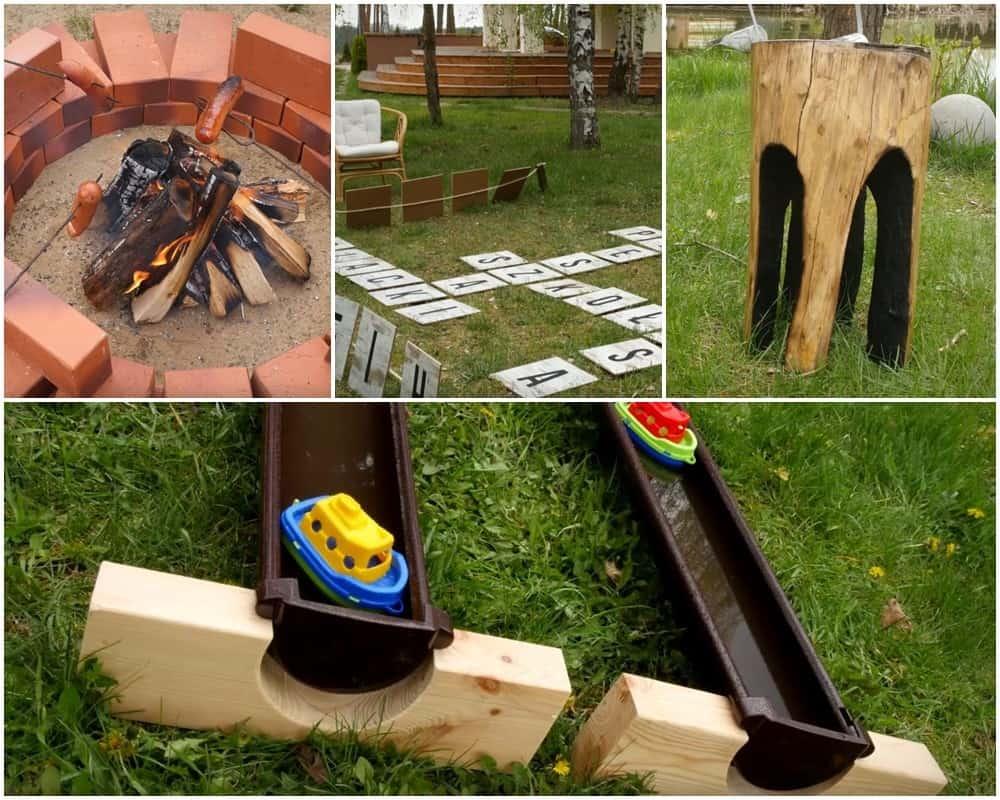 5 pomysłów, dzięki którym zrelaksujesz się w ogrodzie