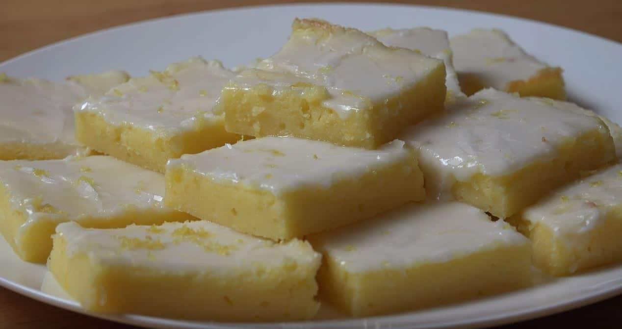 Pyszne cytrynowe ciasto w kilku prostych krokach