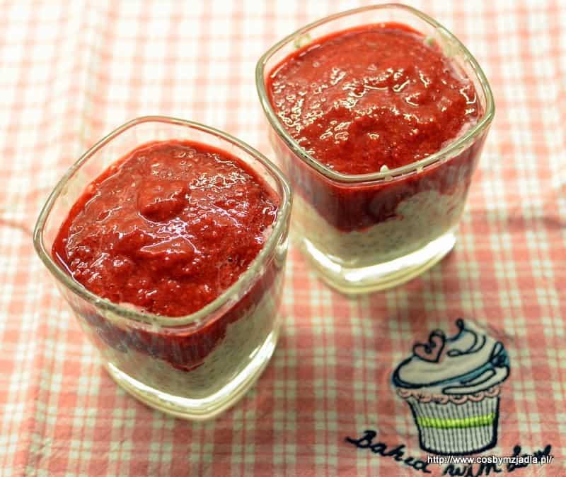 Kokosowy pudding chia