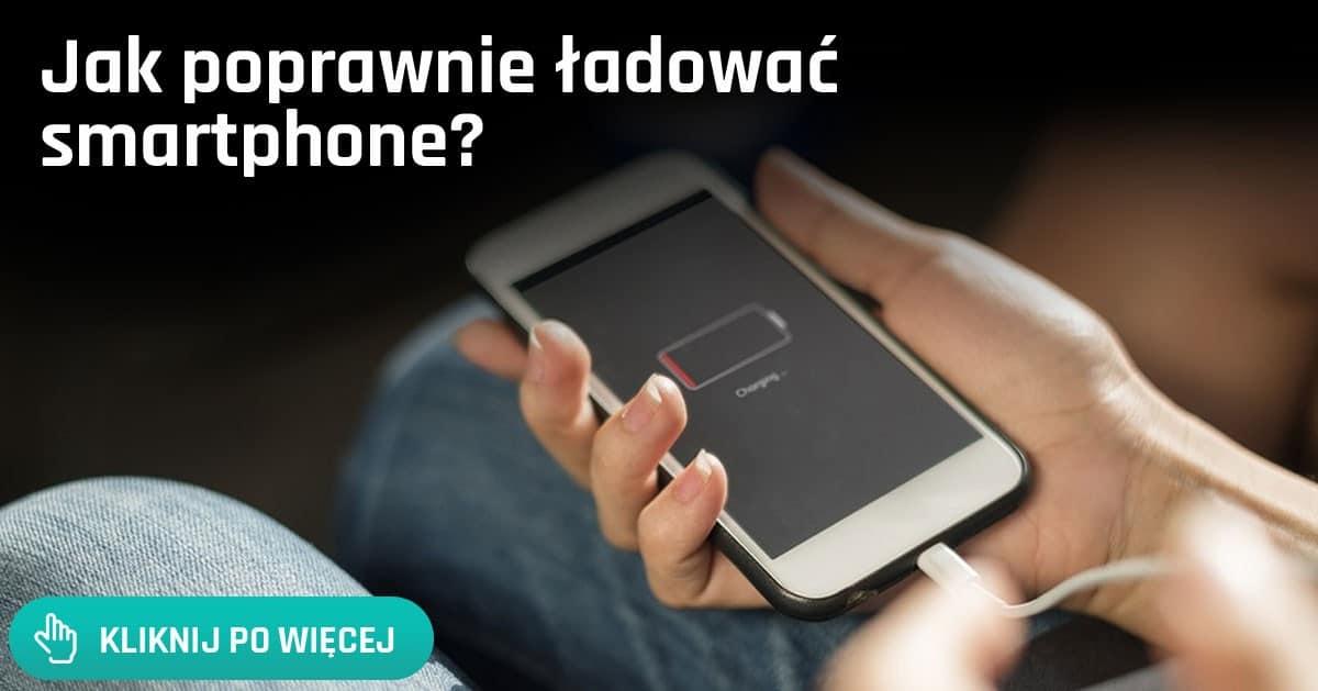 Ładujesz telefon do 100% i czekasz aż całkowicie się rozładuje przed podłączeniem do ładowarki? Zobacz jak go poprawnie ładować!