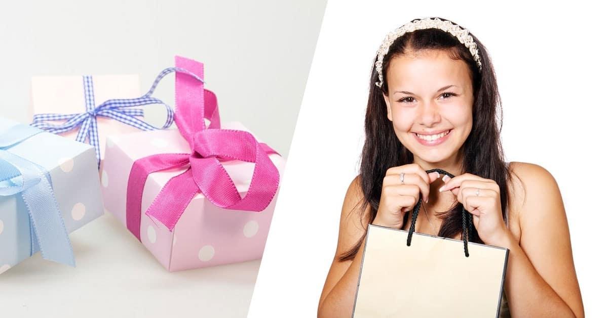 Top 5 prezentów dla kobiet na wyjątkowe okazje