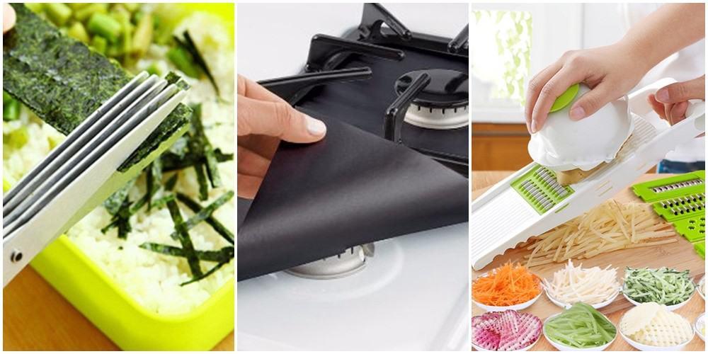 6 gadżetów, które ułatwią Ci gotowanie!