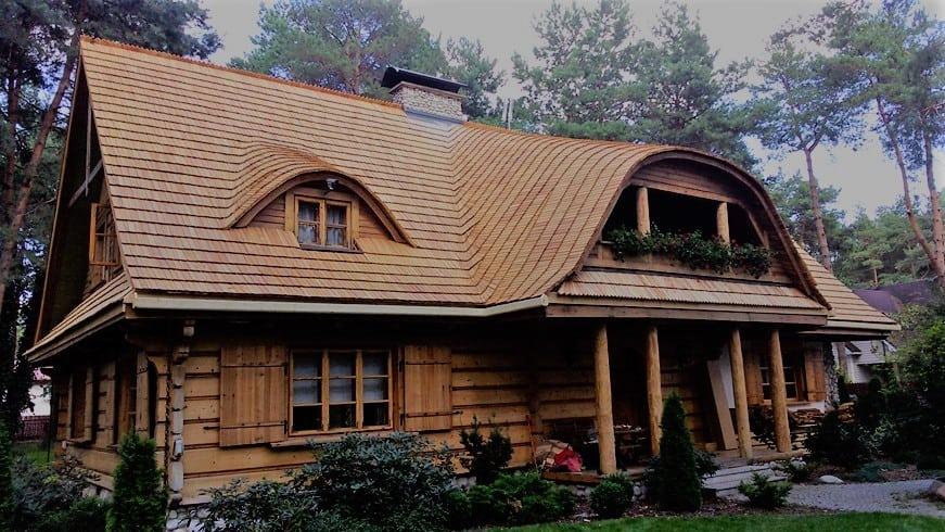 Piękne gonty drewniane – Fakty o których musisz przeczytać