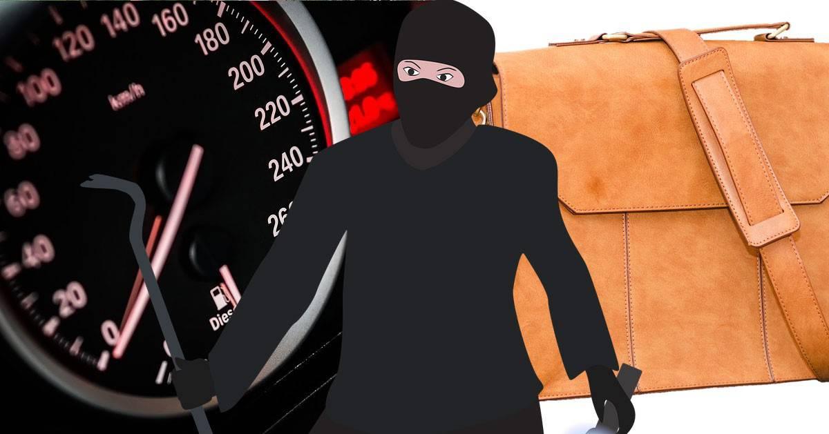 Jak wygląda kradzież samochodu na walizkę? Twoje auto również może być narażone!