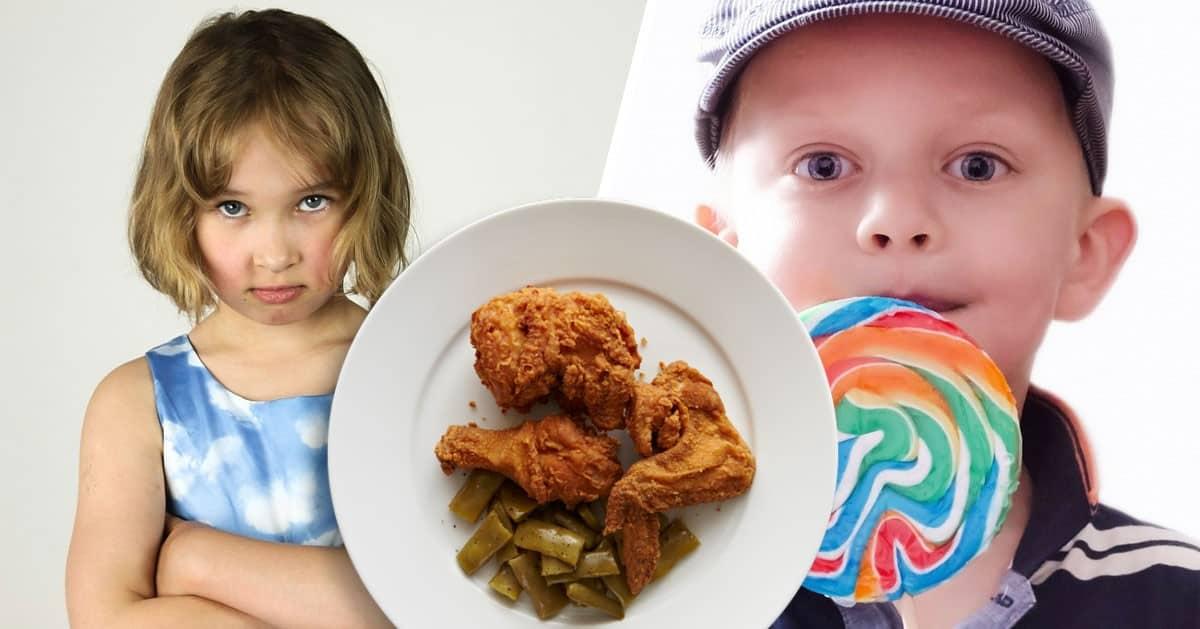 Moje dziecko nie chce jeść, co robić?