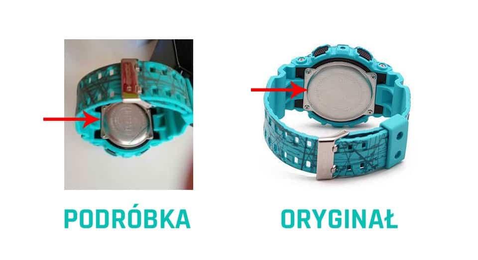 8085df8a6fddd Casio G-Shock - jak rozpoznać podróbkę? - DomPelenPomyslow.pl