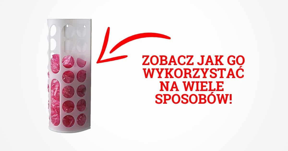Znacie pojemnik na torby plastikowe z Ikea? Kosztuje 5 zł, a można go wykorzystać na wiele sposobów!