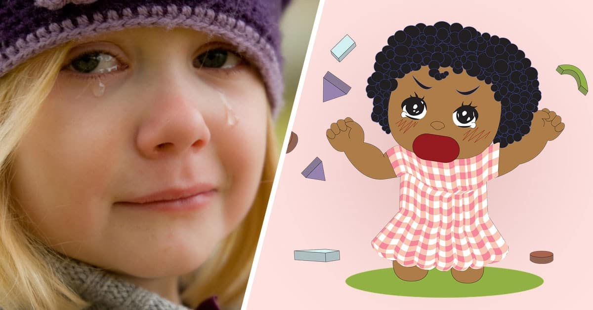 Mama psycholog podała ciekawy sposób na uspokojenie histerii u swojego dziecka. Wypróbujesz go?