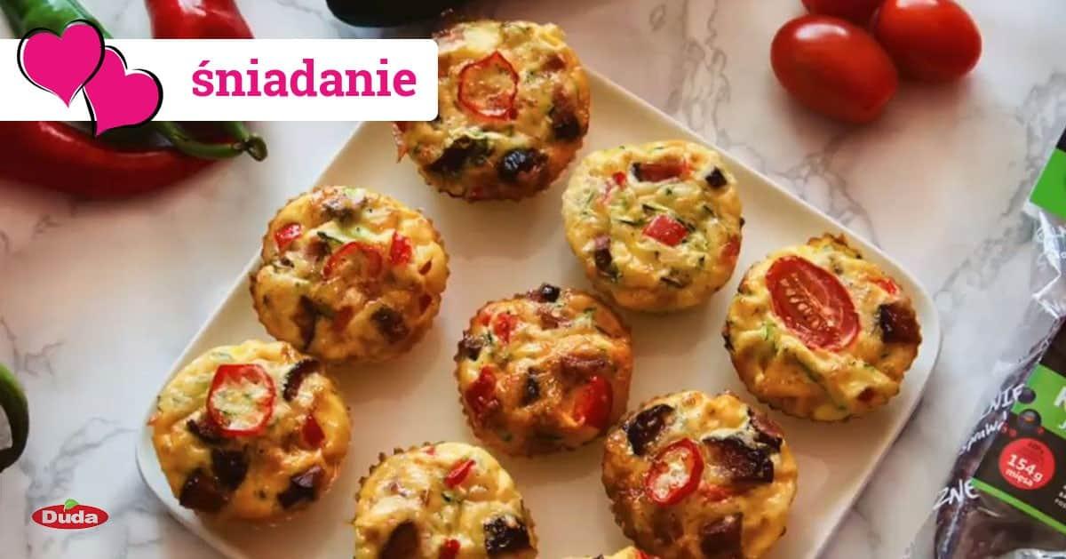 Nie masz pomysłu na śniadanie? Zacznij od tych muffin!