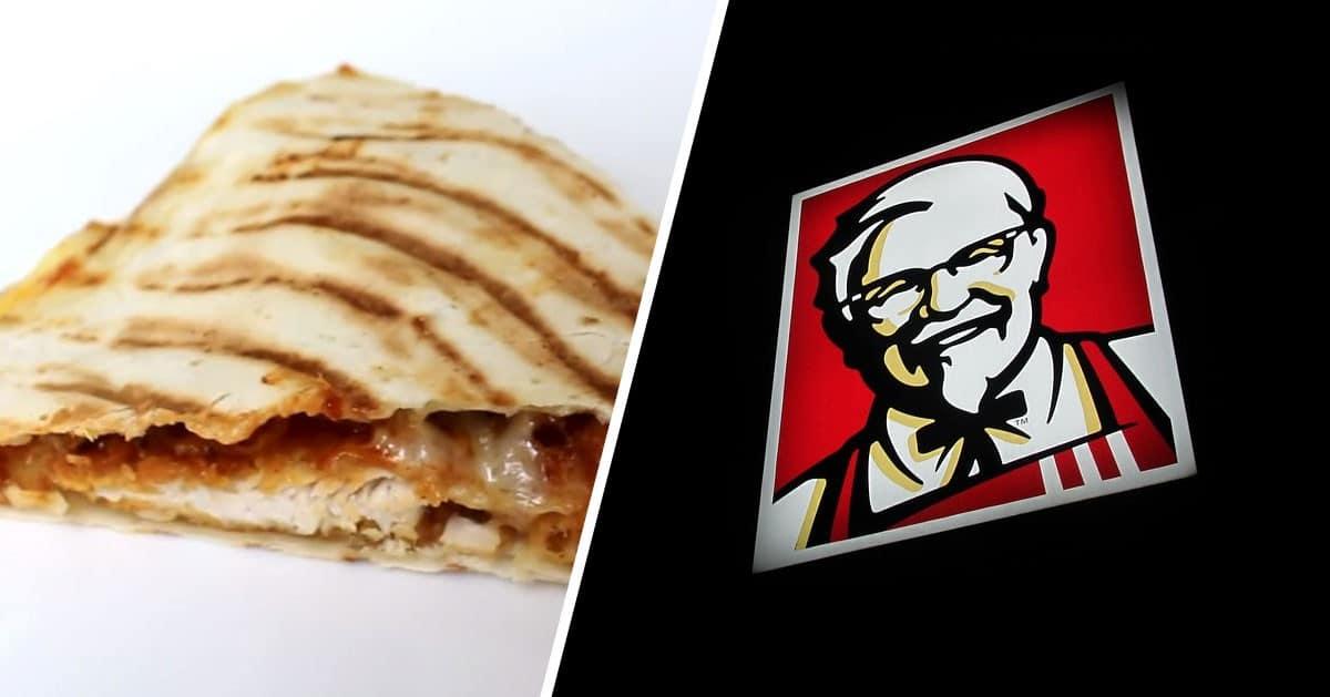 Przepis na QURRITO. Ten przepis wkurzy KFC!