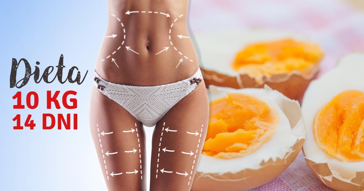 Prosta dieta, która umożliwia zrzucenie 10 KG w 2 TYGODNIE!