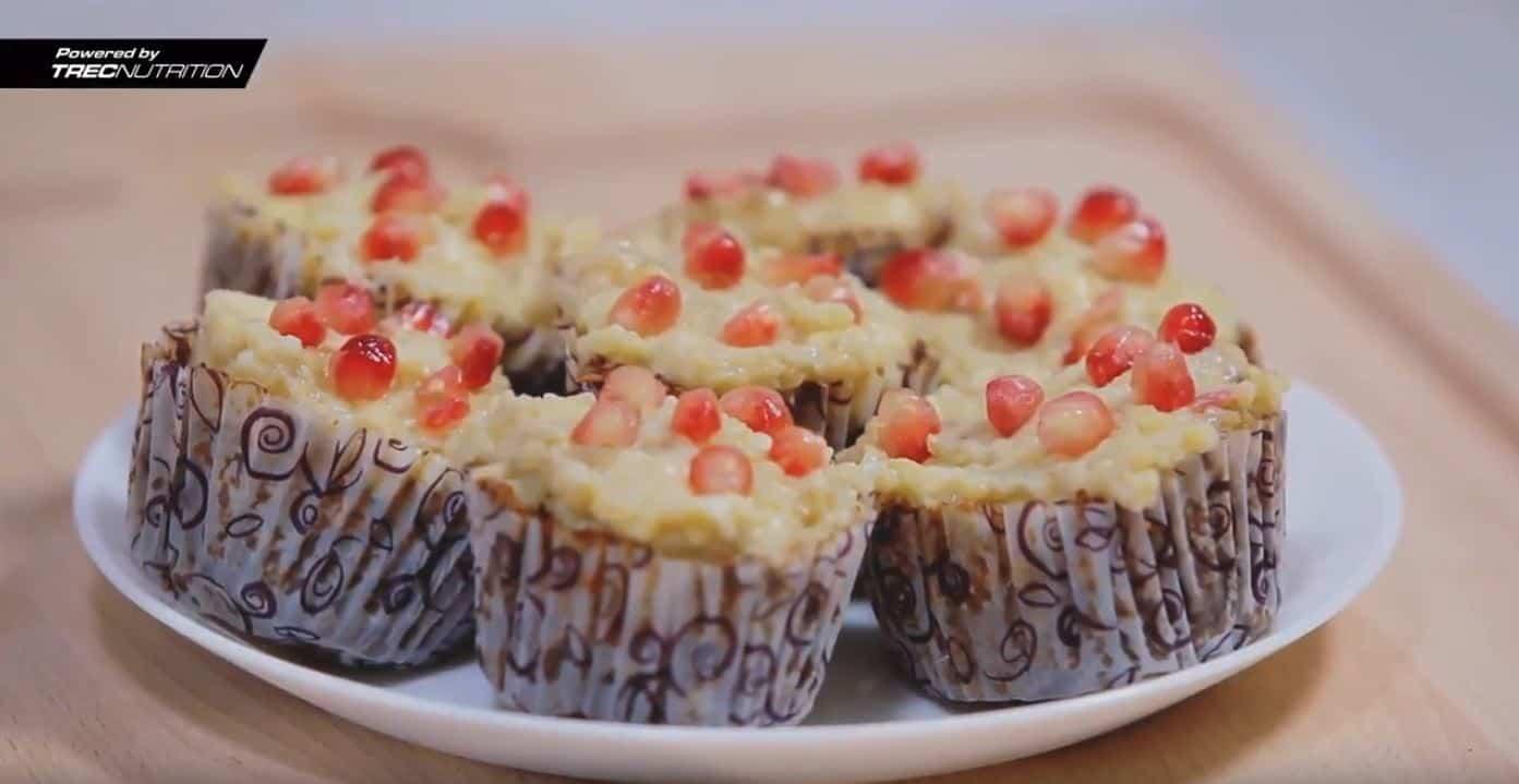 Dietetyczne muffiny bez wyrzutów sumienia