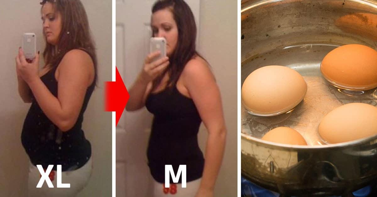 Z XL przeszła na M. Oto śniadanie, które sprawi, że zaczniesz chudnąć.