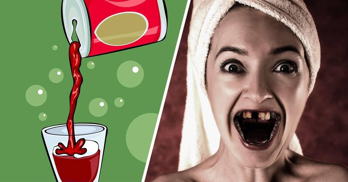 Pijesz Colę codziennie? Oto 8 rzeczy, które mogą Ci się przytrafić!