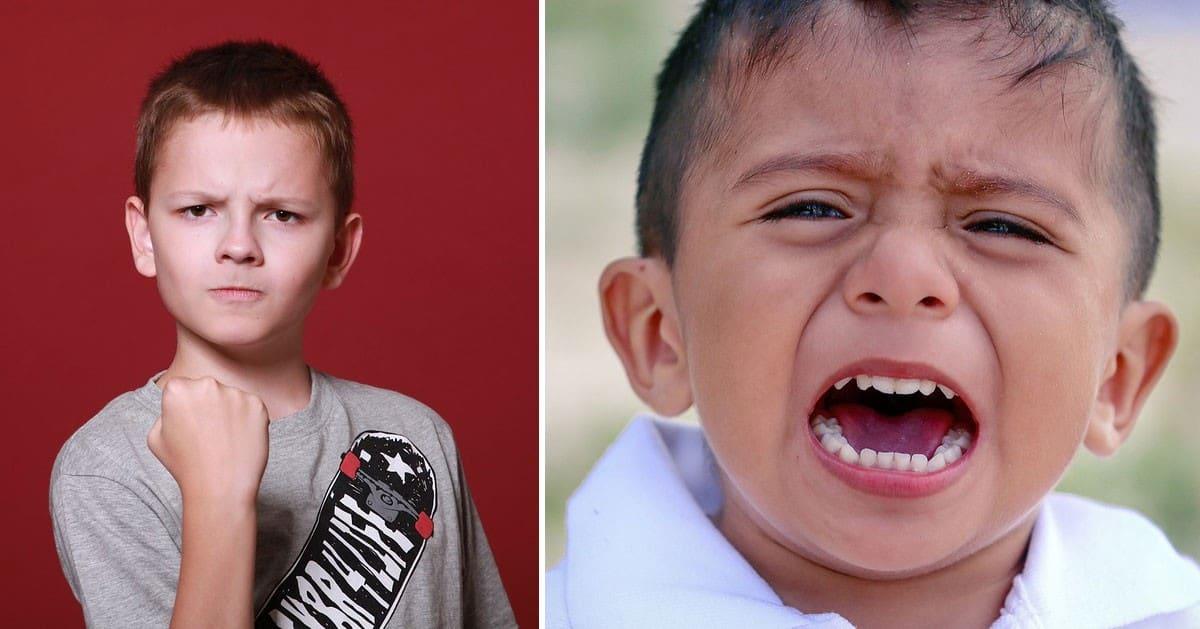 Twoje dziecko jest marudne, dostaje histerii z byle powodu i nie chce jeść? Oto powód dlaczego tak może być!