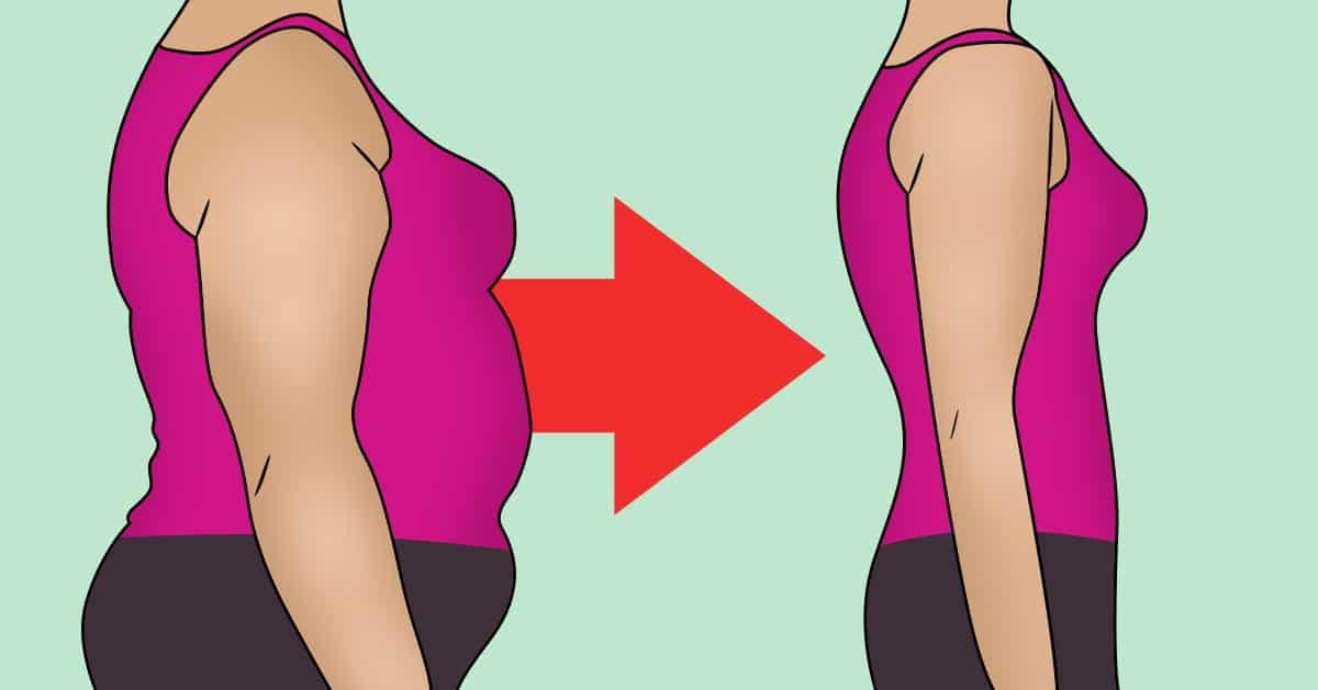 Te wskazówki pomogą Ci schudnąć bez ćwiczeń!