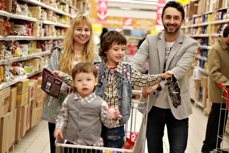 Gdzie w Internecie zrobić zakupy spożywcze?