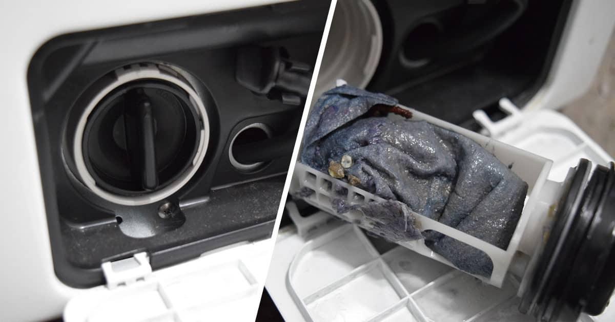 DomPelenPomyslow.pl Włożyła 2 tabletki od zmywarki do pralki. Wykorzystaj również ten genialny trik!