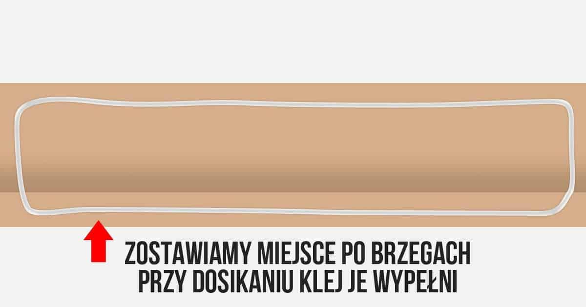 DomPelenPomyslow.pl Jak zamontować listwy przypodłogowe z MDF
