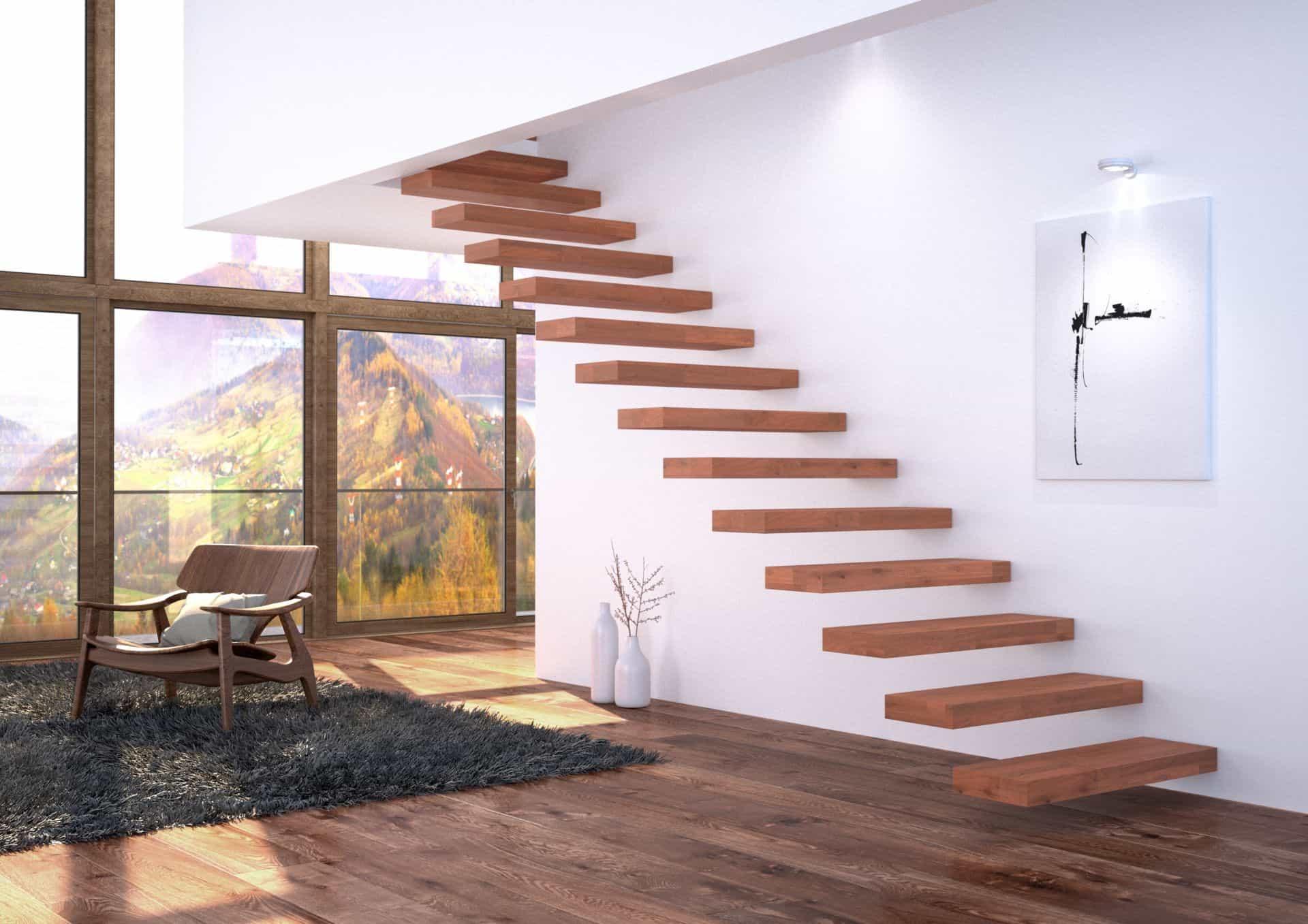 DomPelenPomyslow.pl Jak dobrać schody do stylu wnętrza?