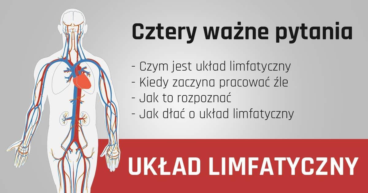 DomPelenPomyslow.pl Czym jest układ limfatyczny, kiedy szwankuje, jak to rozpoznać i jak o niego dbać?