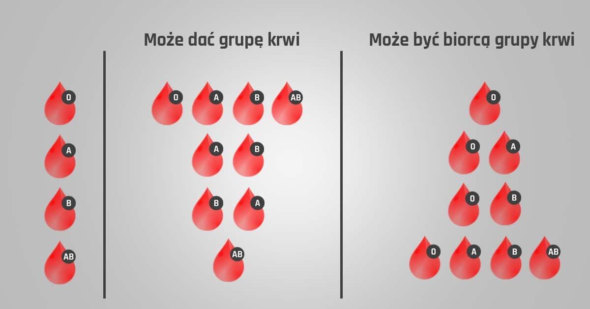 DomPelenPomyslow.pl Czy grupa krwi ma wpływ na zdrowie?