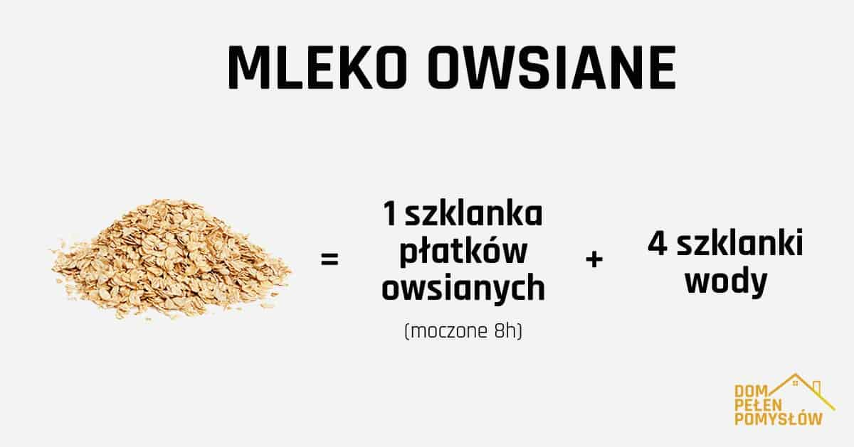 DomPelenPomyslow.pl Jak zrobić domowe mleko roślinne - Migdałowe, Kokosowe, Sezamowe, Ryżowe i Owsiane (PRZEPISY)