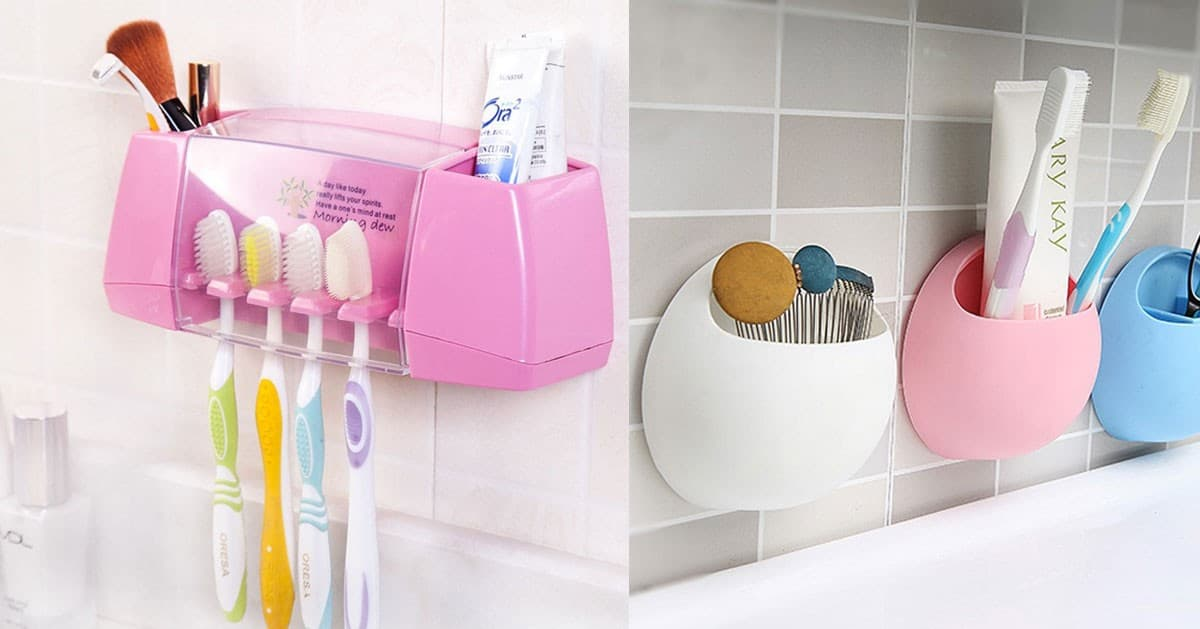 11 Ciekawych Pomysłów Na Przechowywanie Rzeczy W łazience