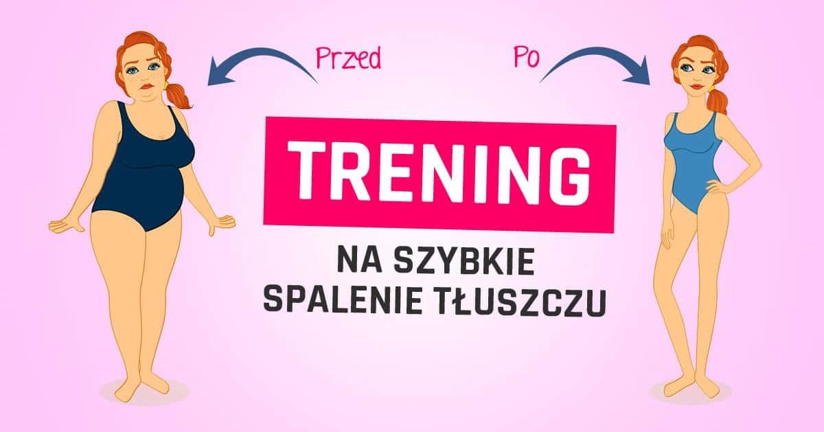 DomPelenPomyslow.pl Trening interwałowy na szybkie spalenie tłuszczu