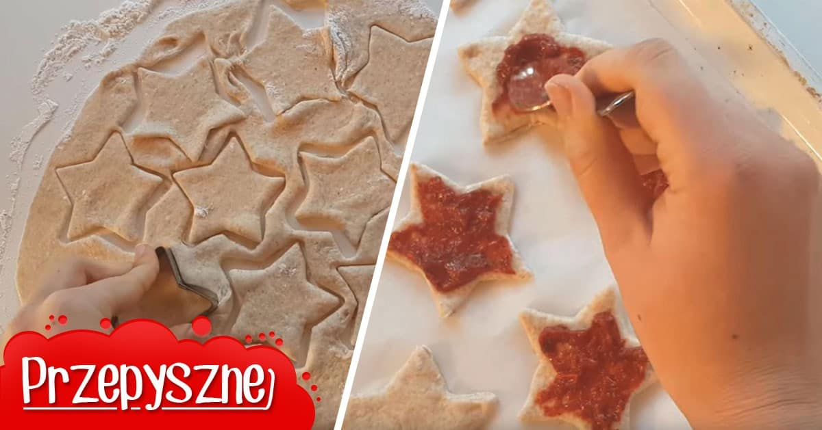 Zrobił genialne imprezowe przekąski z ciasta do pizzy. Zobacz przepis!