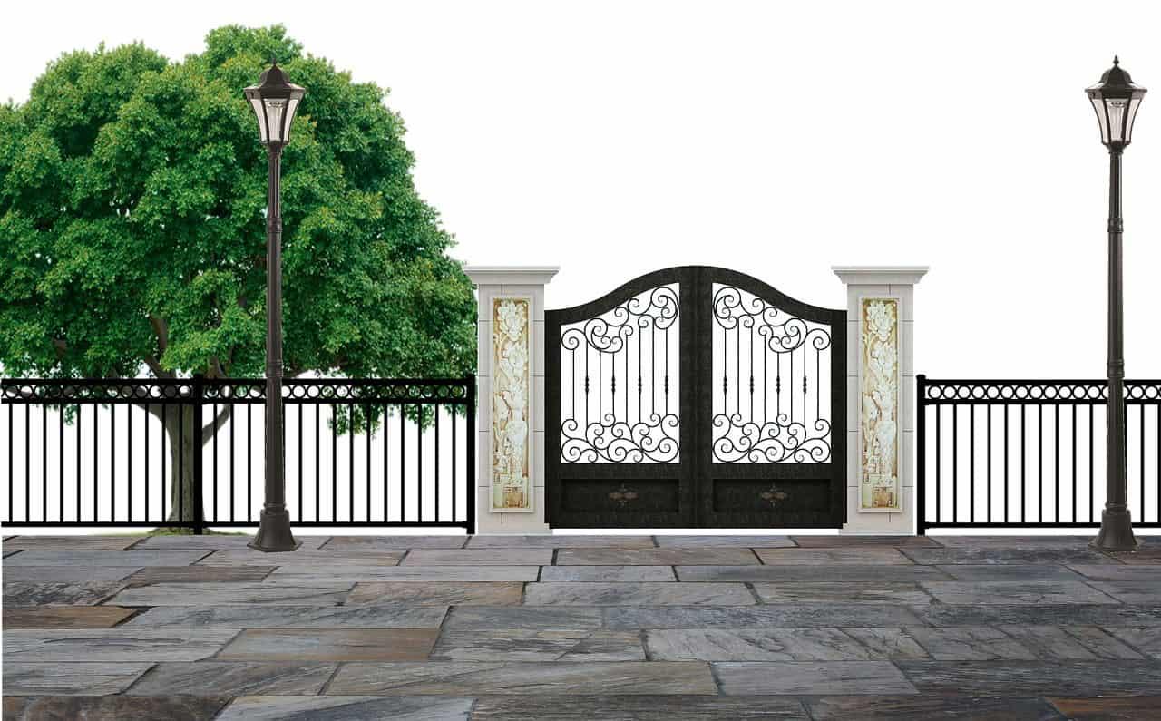 Jak zabezpieczyć metalowe ogrodzenie przed rdzą