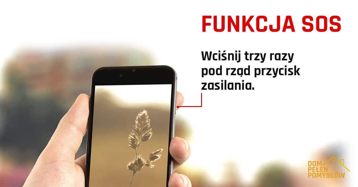 DomPelenPomyslow.pl Trik z telefonem, który może uratować Ci życie