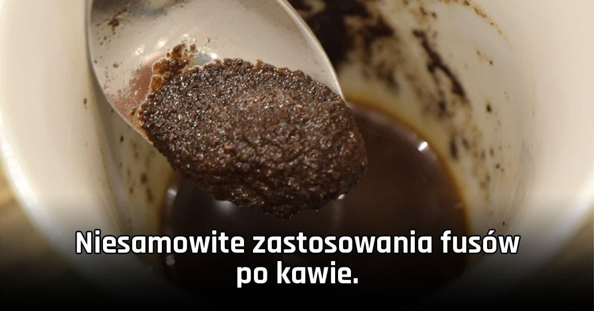 DomPelenPomyslow.pl Zanim wrzucisz fusy po kawie zastanów się dwa razy. Oto ich praktyczne zastosowania!