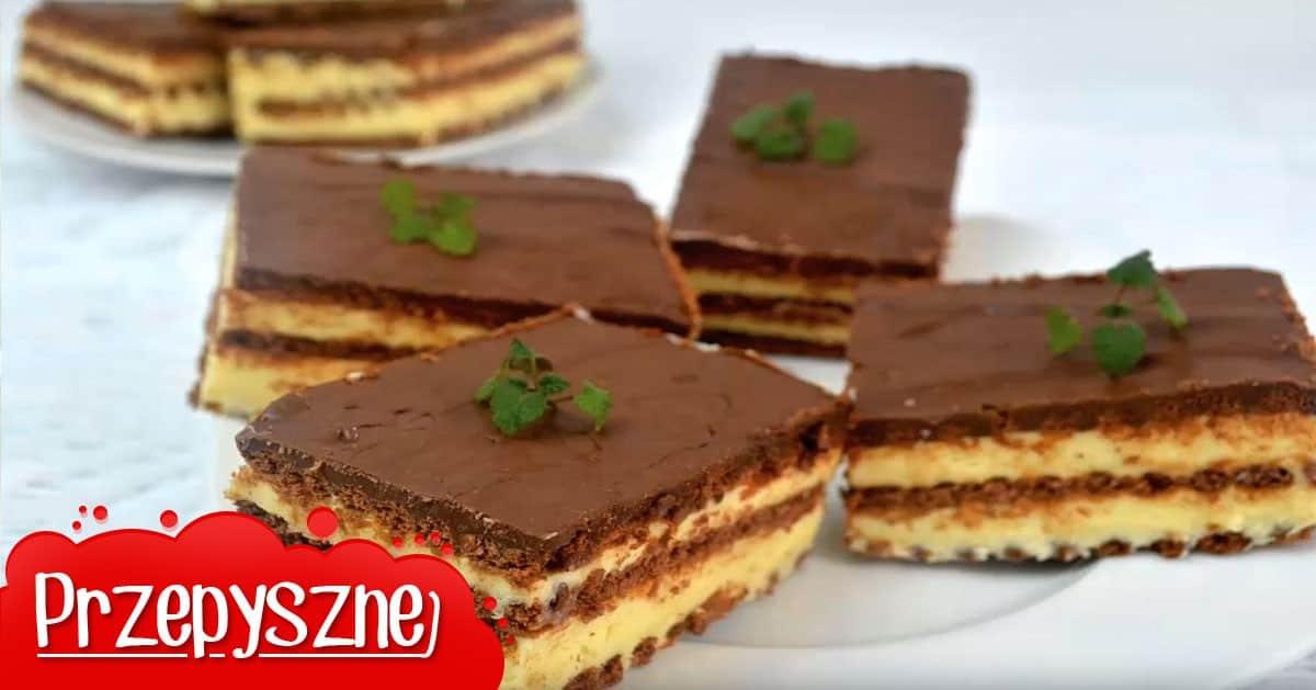 Przepyszne ciasto bez pieczenia – MILKY WAY