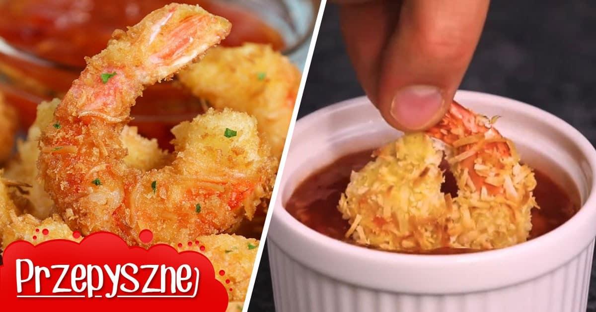 Zobaczcie jak przygotować pyszne krewetki na imprezową przekąskę