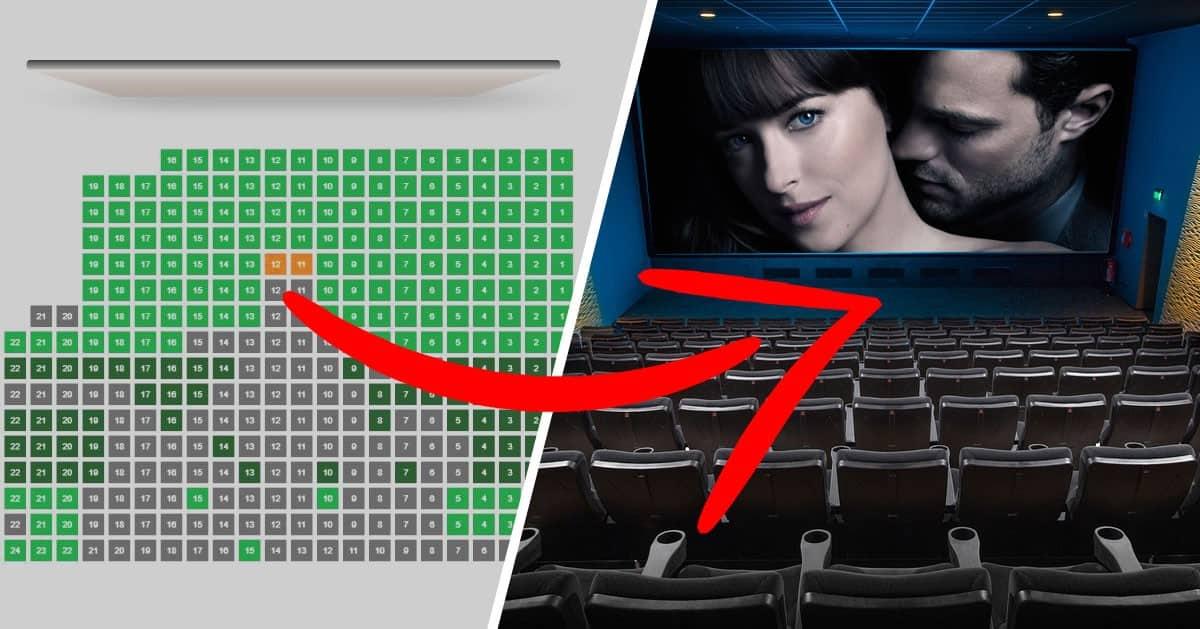 Idziecie w walentynki do kina? Pracownicy zdradzają jakie miejsce jest najlepsze!