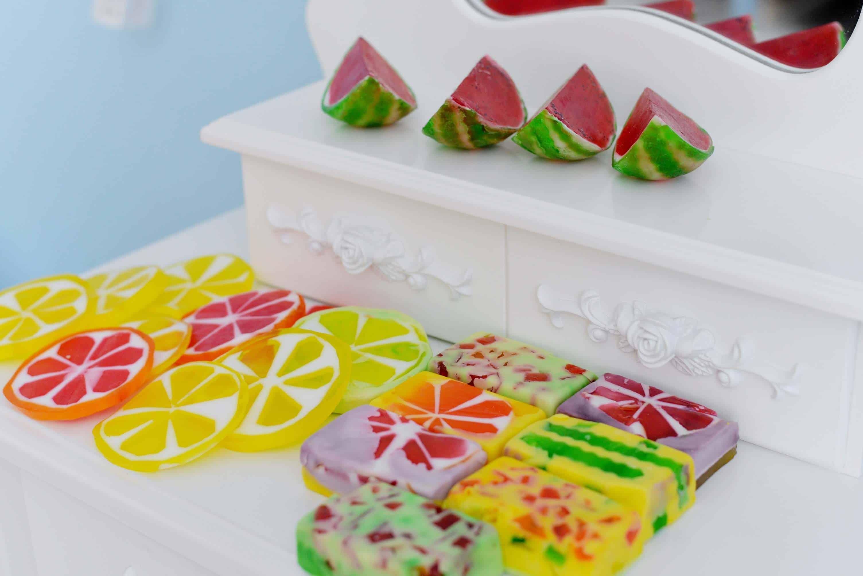 Domowe mydło DIY