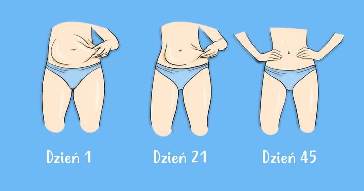 Masz dość swojego brzucha? Zacznij już teraz, to najlepszy moment!