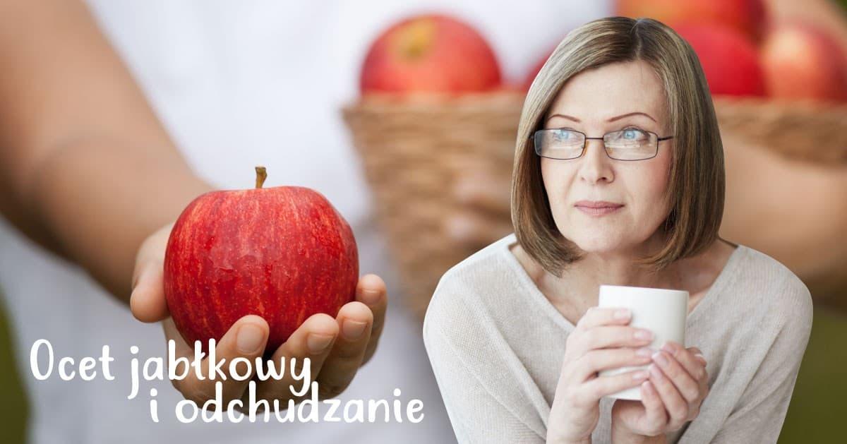 Chcesz schudnąć? Zacznij pić ocet jabłkowy.