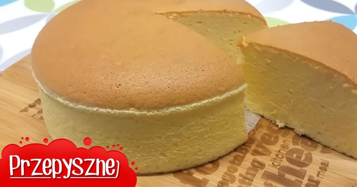 To ciasto z 3 składników robi furorę! Jest przepyszne i proste w przygotowaniu.
