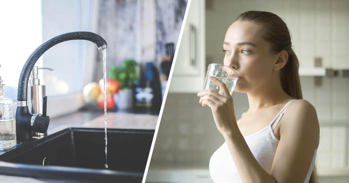 0bcd50be89c5d8 Jak sprawdzić czy woda w kranie jest dobra do picia. PROSTY TEST ...